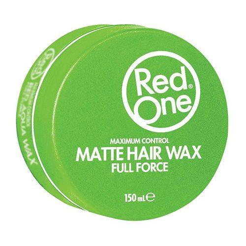 Haarwax Redone Groen Matte Wax