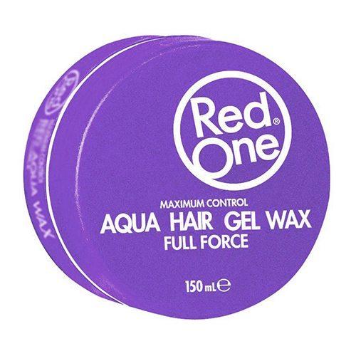 1x Haarwax Redone Paars Aqua Gelwax