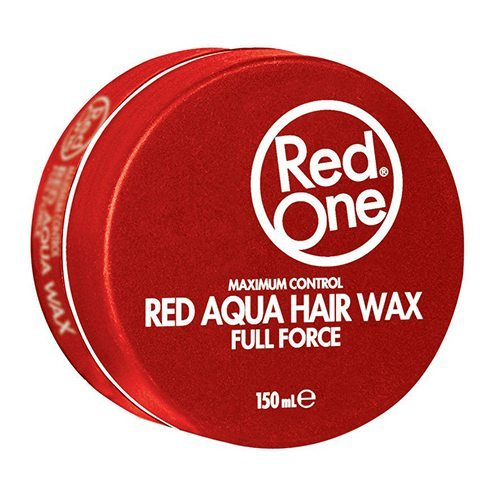 Haarwax Red One Red