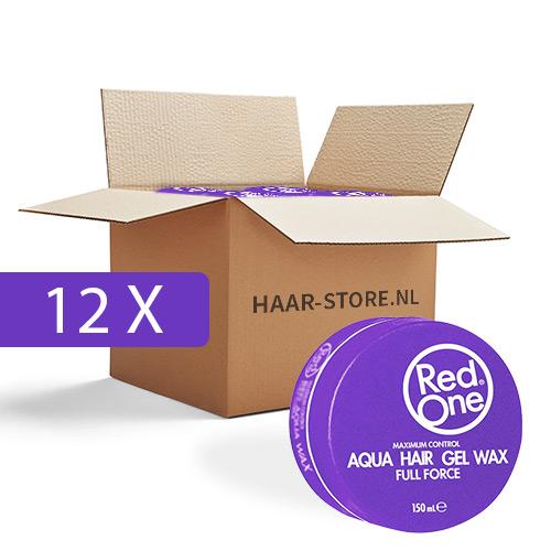 12x Red One Wax (paars) voordeelpakket