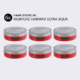 3x Black & Red Gezichtsmasker Milk & Shake 250ml