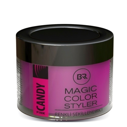 Color Wax Candy Pink – Black & Red