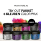 Color Wax Try Out Pakket