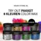 Color Wax Try Out Pakket | Haarproducten kopen