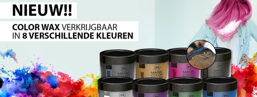 Color Wax - Haarwax met Kleur | Haarproducten kopen