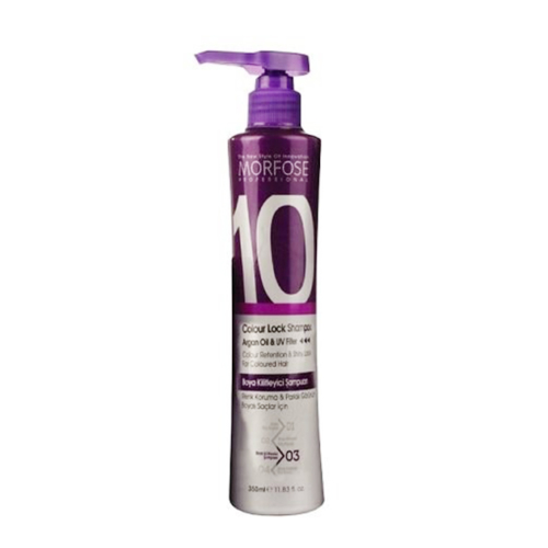 Color Lock Shampoo Morfose