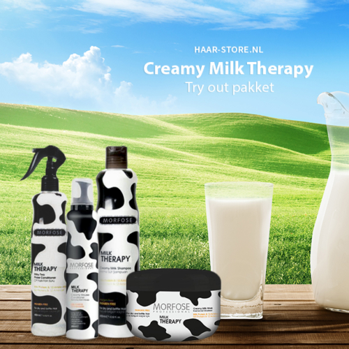 Creamy Milk Therapy Try Out Pakket