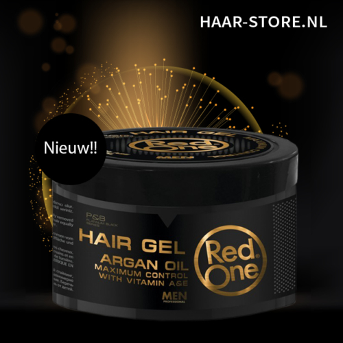 Red One Haargel Argan Olie