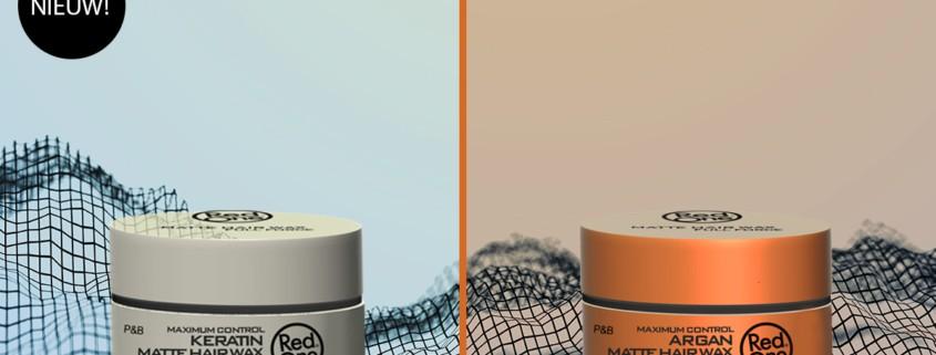 Red One Wax Keratin en Argan | Haarproducten kopen