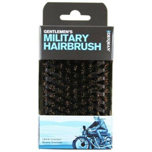 Denman Jack Dean Military Brush
