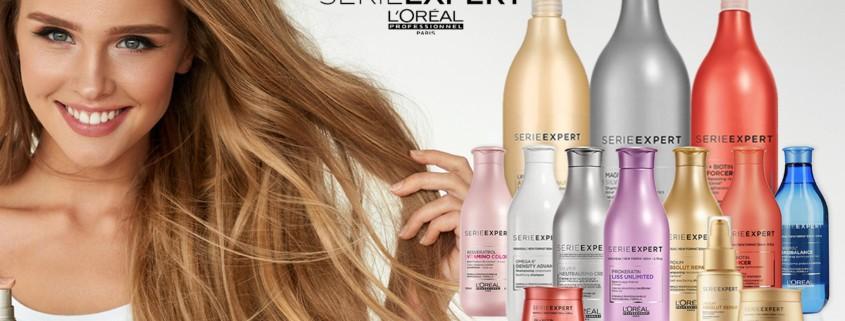 L'Oreal Serie Expert Haarproducten