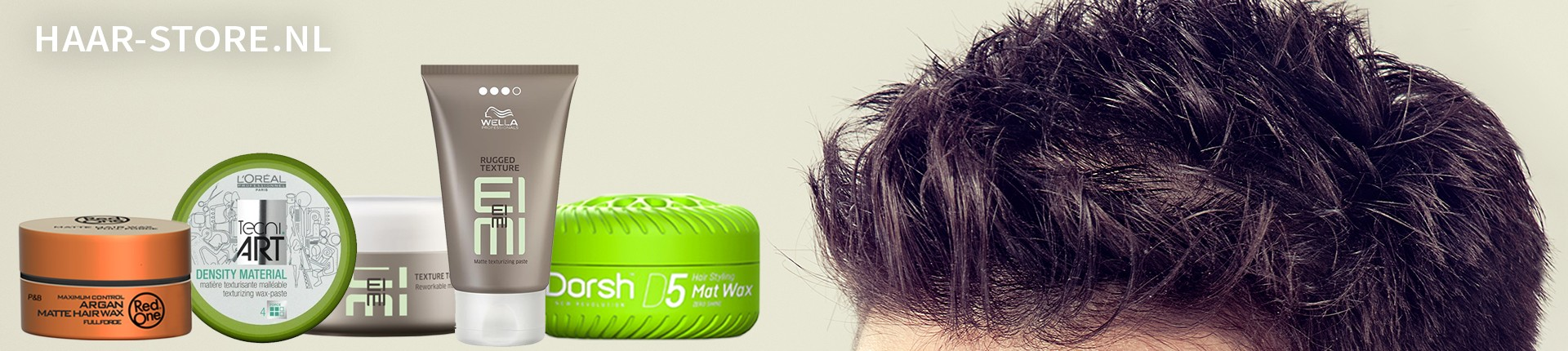 Haarwax | Haarproducten