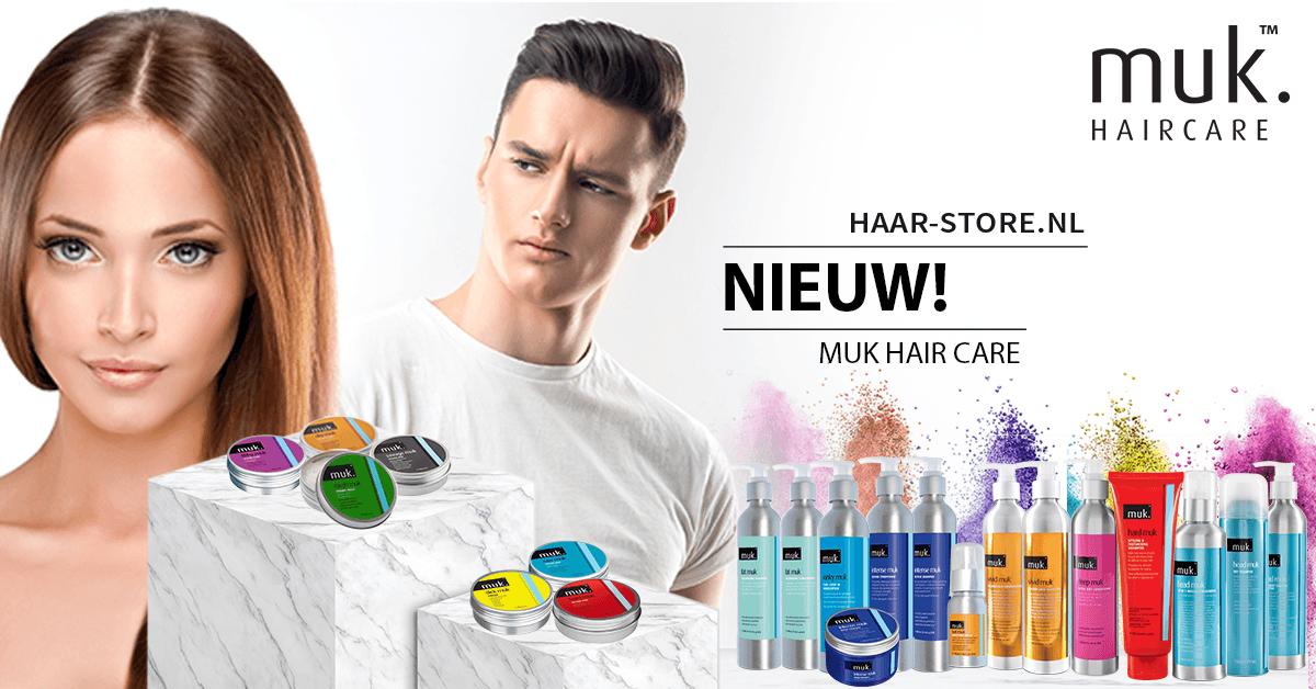Muk Haircare | Haarproducten kopen