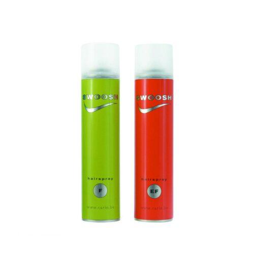 Carin Swoosh Hairspray
