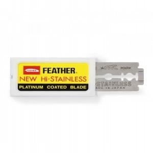 Feather mesjes New Hi
