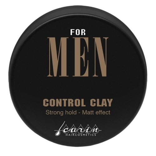 Carin For Men Control Clay Wax