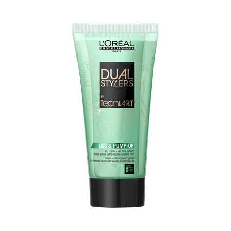 L'Oréal Tecni.Art Dual Stylers Liss & Pump Up