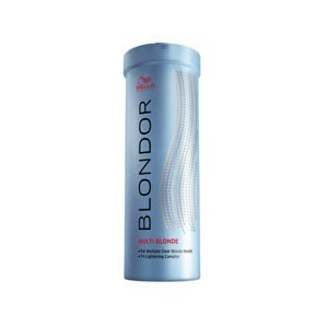 Blondeerpoeder Wella Blondor Multi Blond Powder