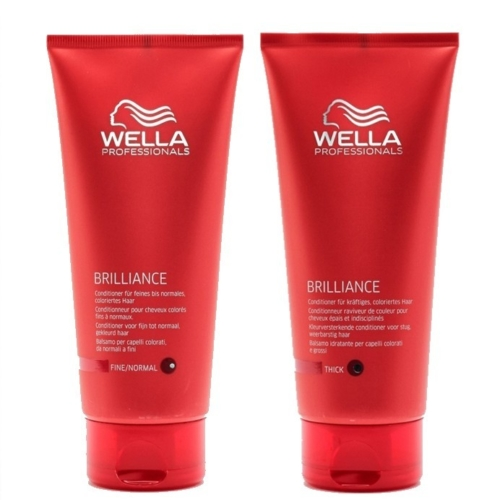 Wella Brilliance Conditioner