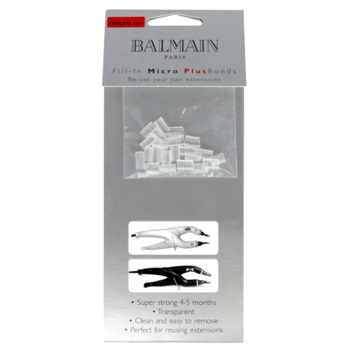 Balmain Fill-in Plus Micro Keratin Bonds (24stk)