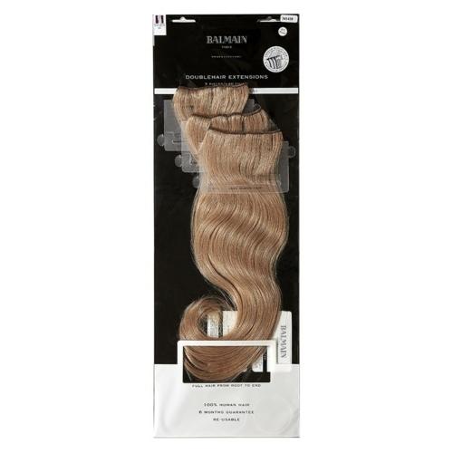 Balmain extensions DoubleHair® HH 40cm (3stk) diverse kleuren +GRATIS aftercare set!