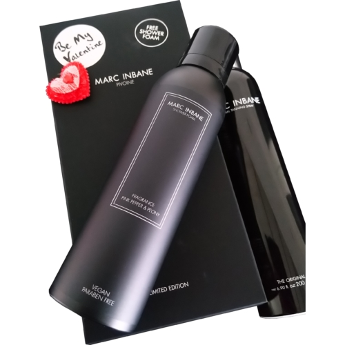 Marc Inbane Natural Tanning Spray Valentijn Giftset
