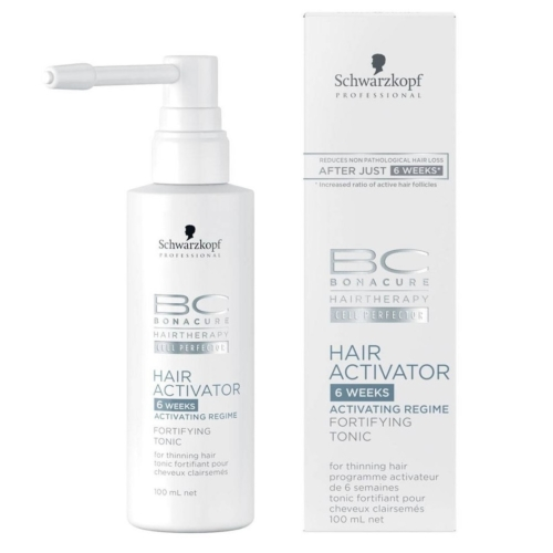 Schwarzkopf BC Hair Activator 6-weeks Fortifyting Tonic