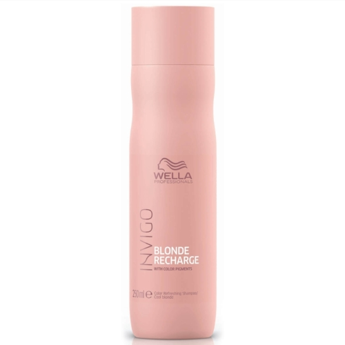 Wella Blonde Recharge Cool Blonde Shampoo 250ml