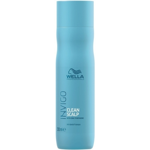 Wella Clean Scalp shampoo 250ml
