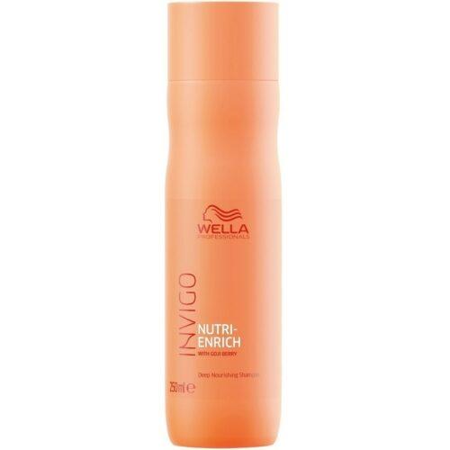 Wella Nutri Enrich Shampoo 250ml