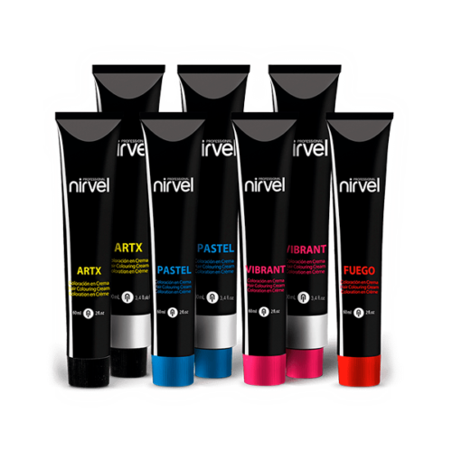 NIRVEL HAARVERF ARTX COLOR CREAM 100ML