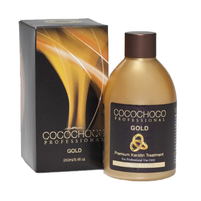 COCOCHOCO GOLD KERATINE BEHANDELING 250ML