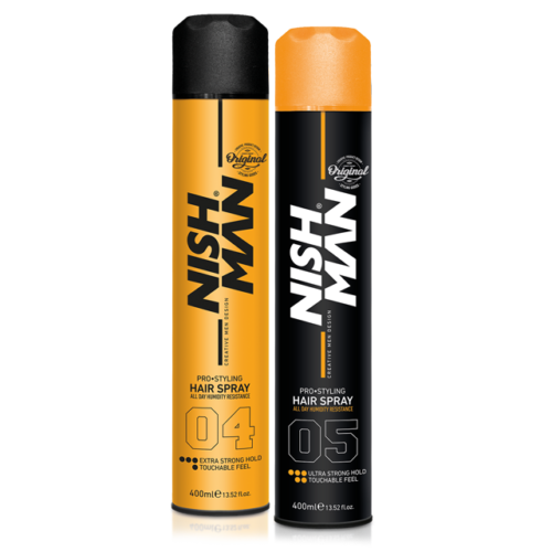 NISH MAN HAAR SPRAY
