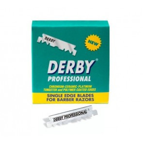 DERBY SINGLE EDGE (SCHEERMESJES)
