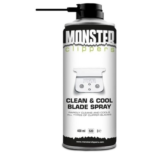 CLIPPERS CLEAN & COOL BLADE SPRAY 400ML