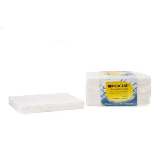 Procare Handdoeken Wegwerp-Wit