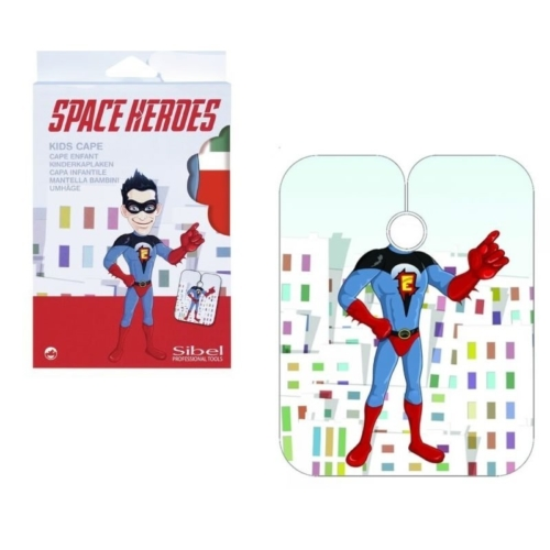 Sibel Kinderkaplakens | Prinses, Cowboy, Space Heroes