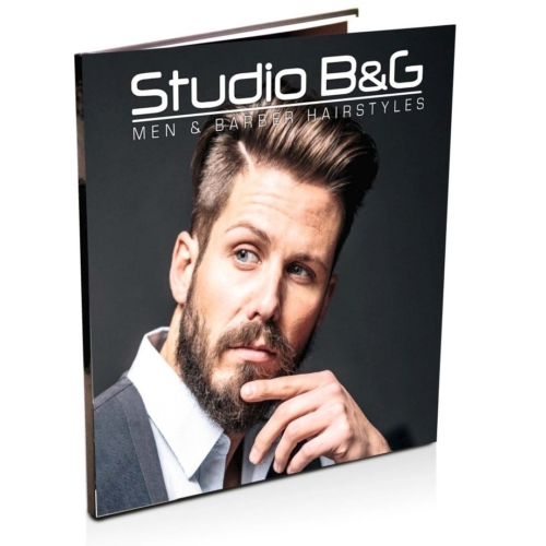 Studio B&G Men & Barber Hairstyles