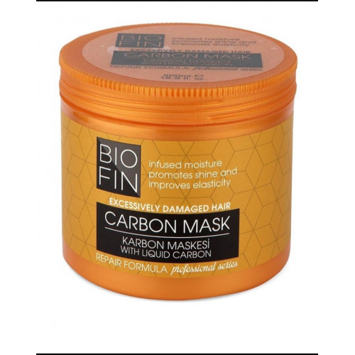 Bio Fin Carbon Hair Mask – 500 ml