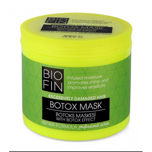 Bio Fin Botox Hair Mask – 500 ml