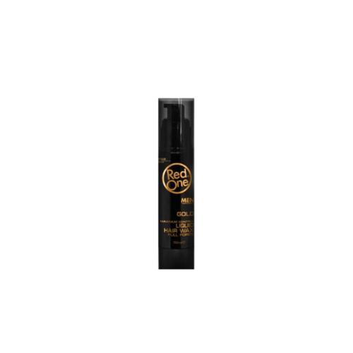 Red One Liquid Hair Wax (Gold)