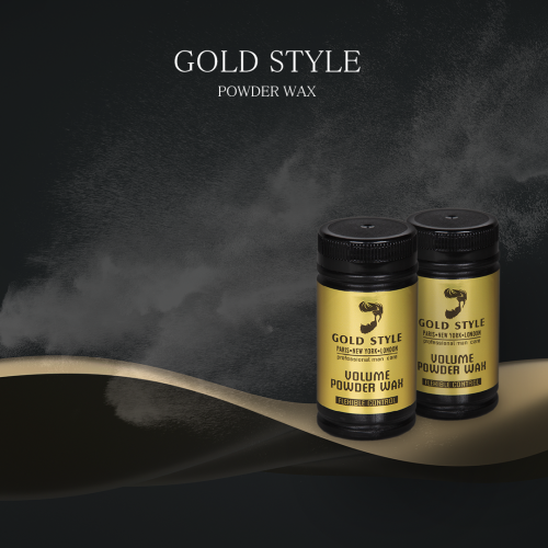 Powder Wax Goldstyle