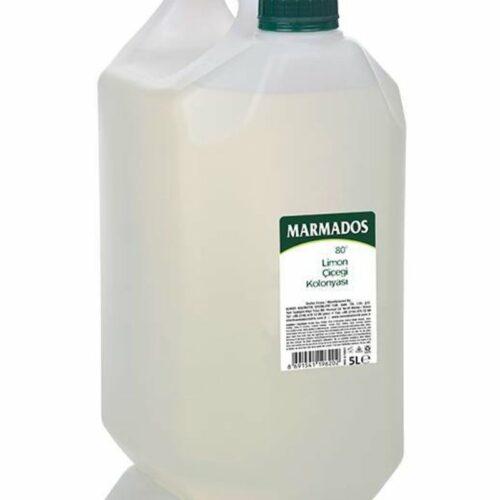 Salon Lemon Cologne 5 Liter