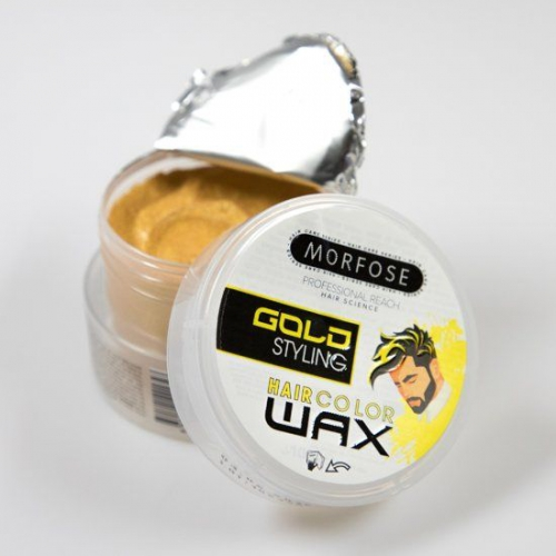 Morfose Hair Color Wax Gold