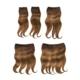 Balmain Clip-in Weft Human Hair