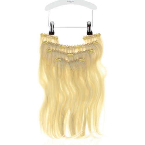 Balmain Human Hair Clip-in Weft 40cm Extension