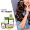 Conditioner Clean Care No-frizz Eslabondexx – 200ml