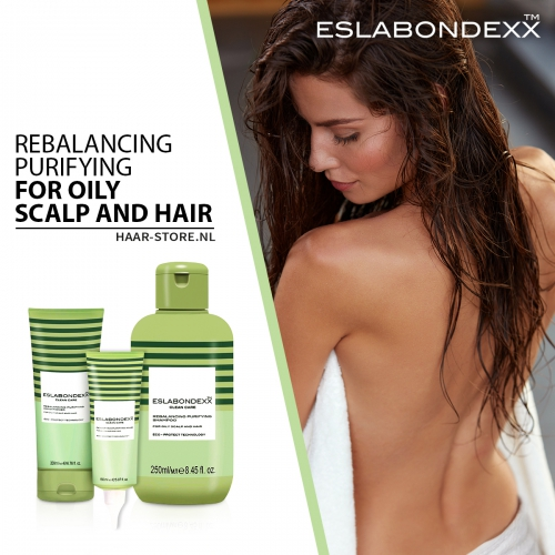 Eslabondexx Clean Care Rebalancing Purifying Conditioner – 200ml