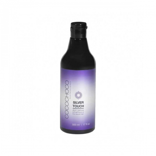 COCOCHOCO Shampoo Anti-Yellow Sulphate-Free Silver Touch 500ml