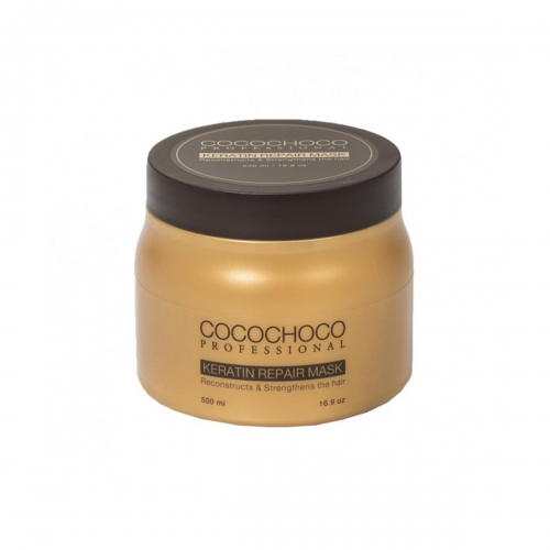 Haarmasker COCOCHOCO Professional Keratin 500ml